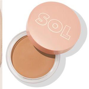 SOL Body / Colourpop Face and Body Bronzing Balm